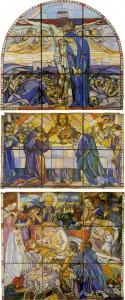 キリストの生涯(磔刑・最後の晩餐・キリストの降誕)