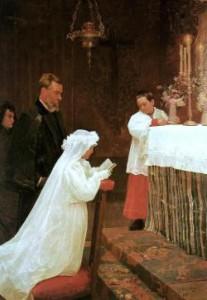 初聖体拝領