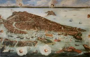 ヴェネツィアの眺望