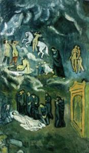 カサジェマスの葬式