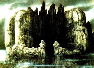死の島 ギーガー