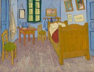 ファン・ゴッホの寝室(アルルの寝室)第3バージョン