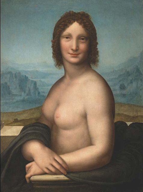 裸のモナ・リザ(モナ・ヴァンナ)
