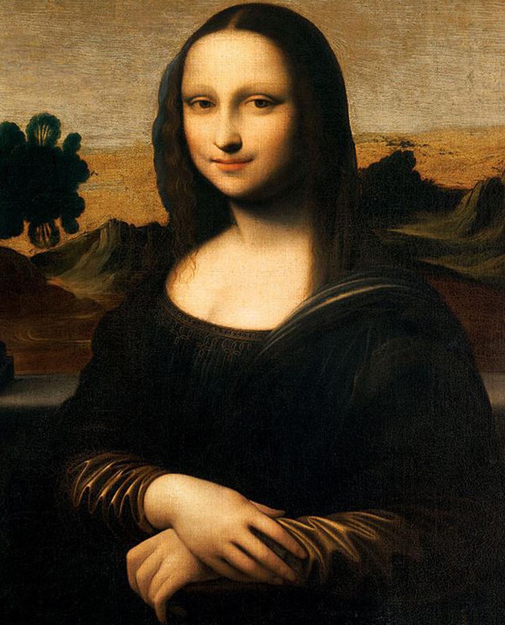アイルワースのモナ・リザ