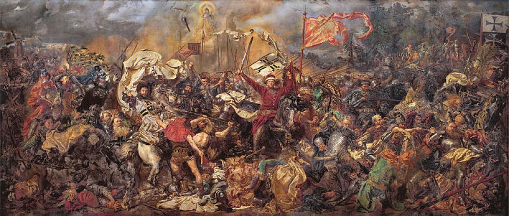 グルンヴァルトの戦い