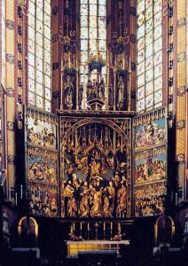 ファイト・シュトースの祭壇画