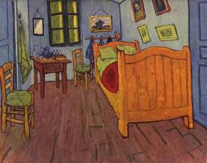 ファン・ゴッホの寝室