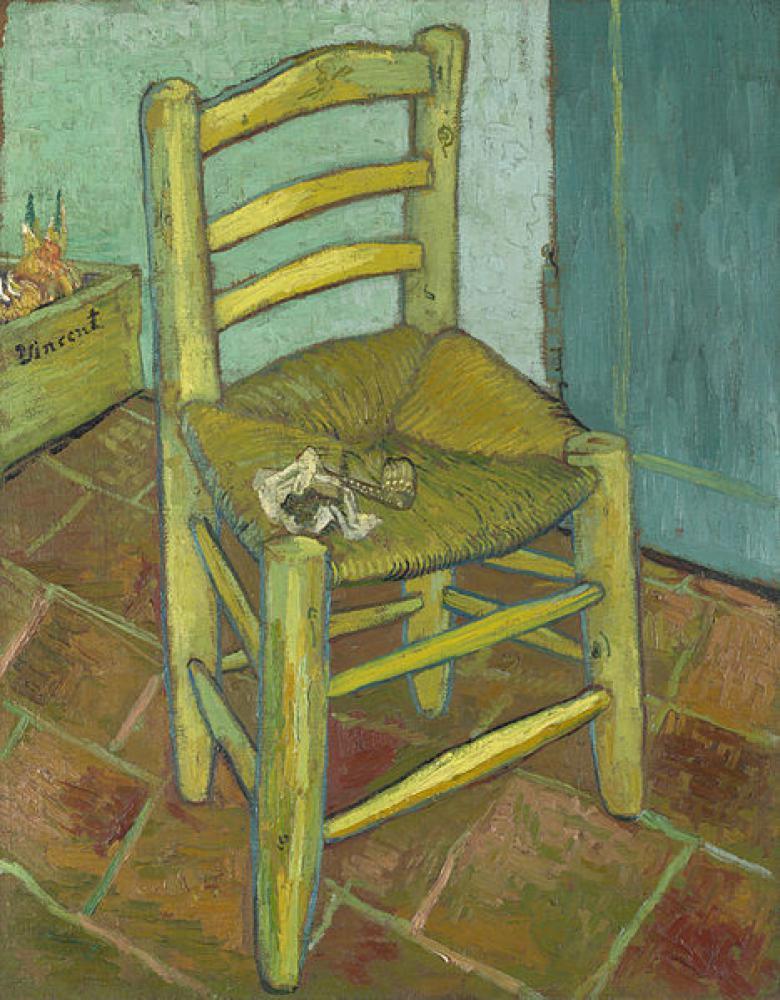 ファン・ゴッホの椅子