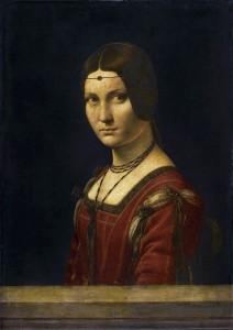 ミラノの貴婦人の肖像