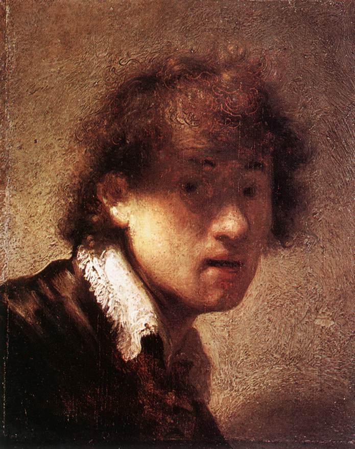自画像(1629年)