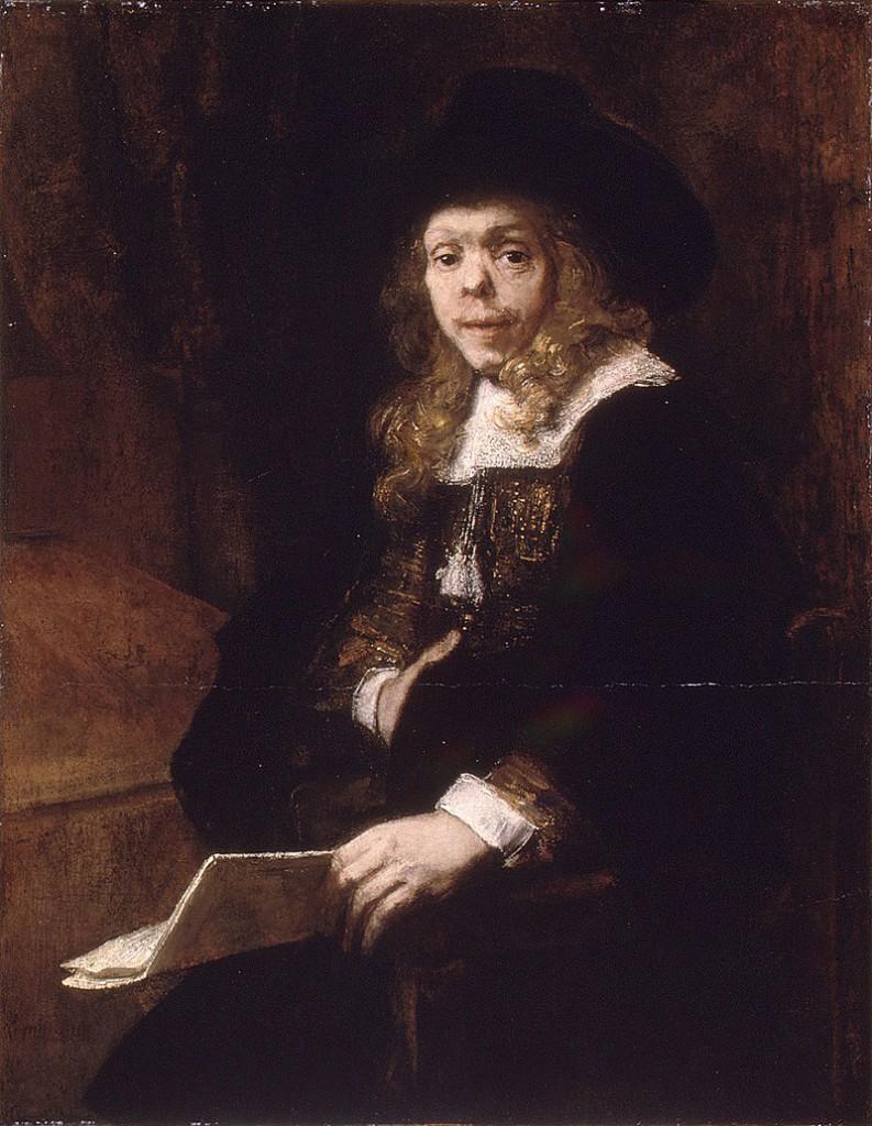 ジェラルド・デ・ライレッセの肖像