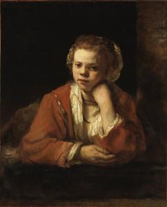 Rembrandt_Harmensz._van_Rijn_-_-The_Kitchen_Maid-_-_Google_Art_Project