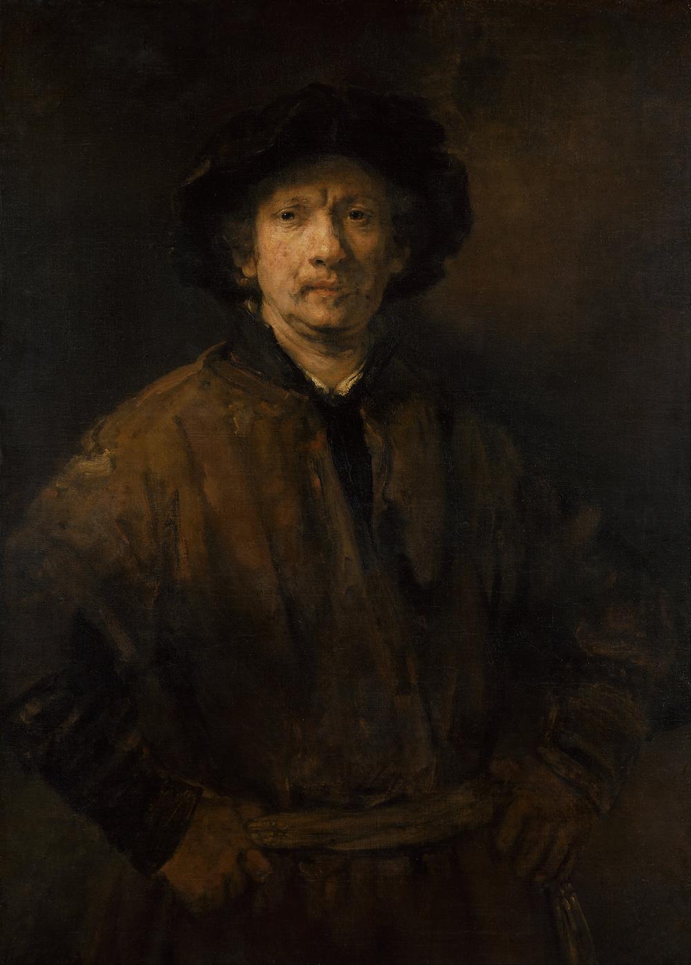 自画像(1652年)