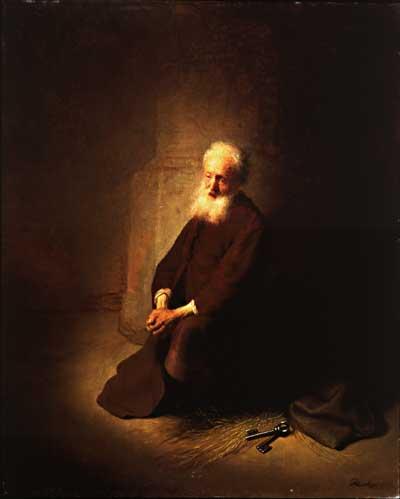 牢獄の聖ペテロ