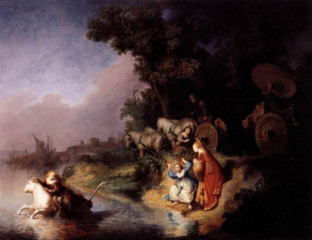 エウロパの誘拐