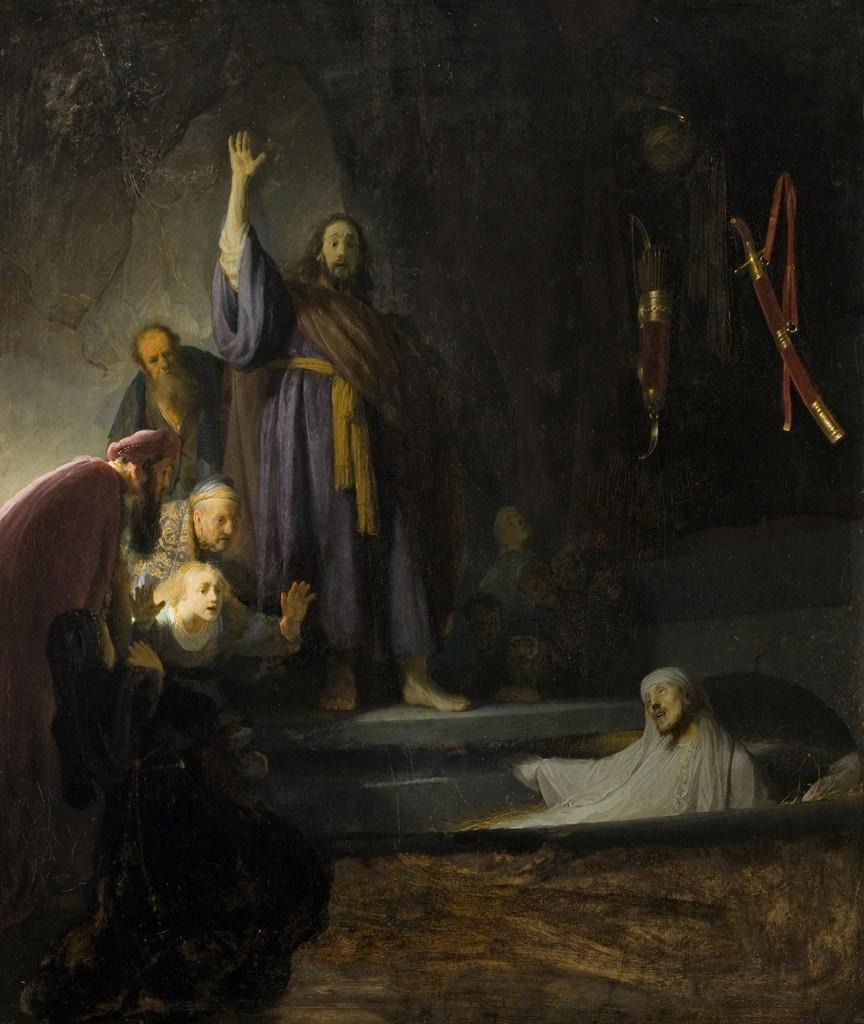 ラザロの復活