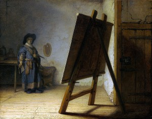 1024px-Rembrandt_The_Artist_in_his_studio