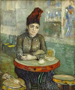 カフェ・タンブランの女