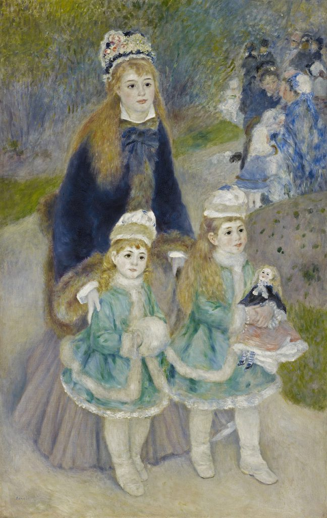 800px-Pierre-Auguste_Renoir_-_La_Promenade_-_Google_Art_Project