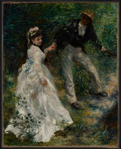 800px-Pierre-Auguste_Renoir_(French_-_La_Promenade_-_Google_Art_Project