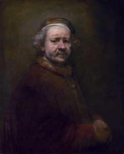 自画像(1669年)