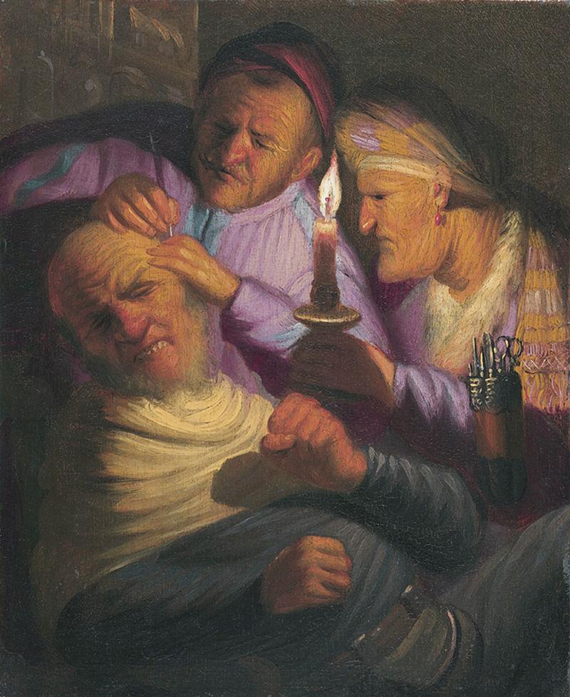 Rembrandt_van_Rijn,_De_operatie_(Gevoel),_1624–1625