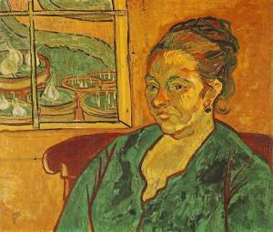 オーギュスティーヌ・ルーラン夫人の肖像