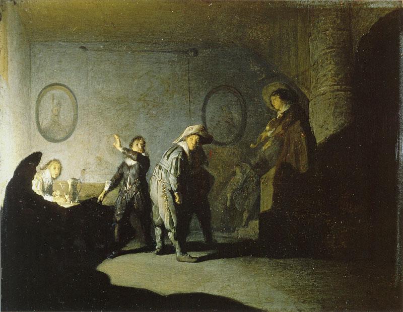 Rembrandt_La_main_chaude
