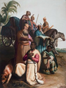 宦官の洗礼