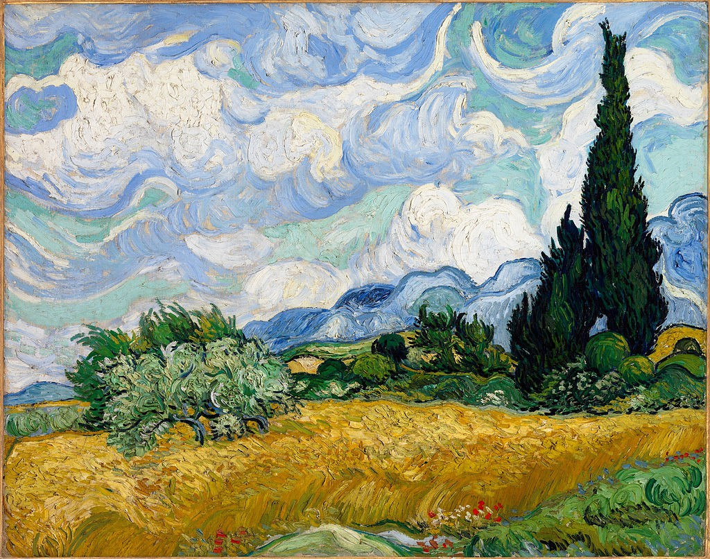 1024px-Vincent_van_Gogh_-_Wheat_Field_with_Cypresses_-_Google_Art_Project