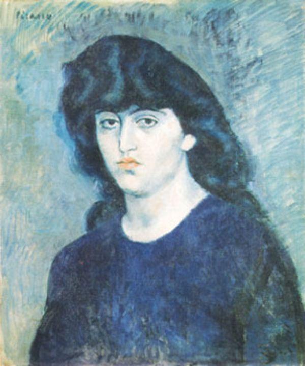 シュザンヌ・ブロックの肖像