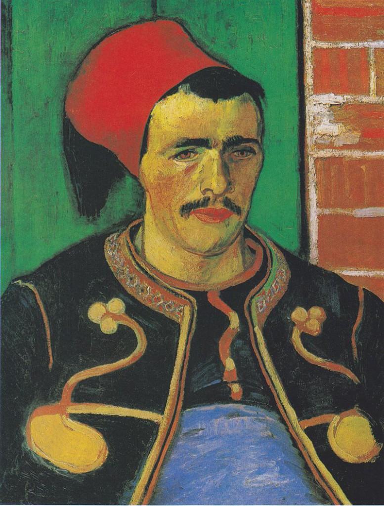 800px-Van_Gogh_-_Der_Zuave_(Halbfigur)