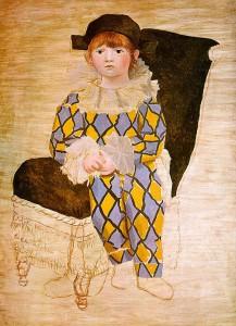 paul-as-harlequin-1924