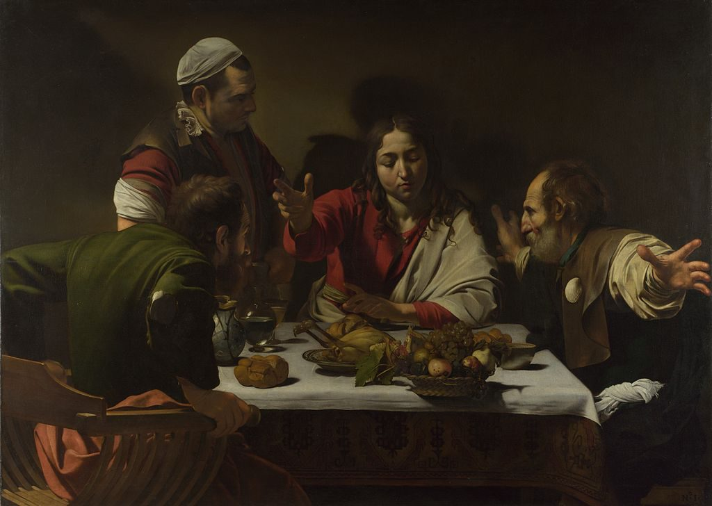 1024px-1602-3_Caravaggio,Supper_at_Emmaus_National_Gallery,_London