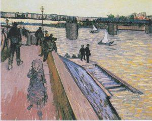 トランケテイユの橋