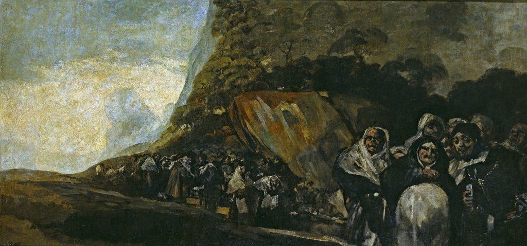 サン・イシードロ泉への巡礼