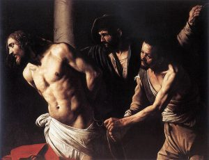 800px-Caravaggio_flagellation