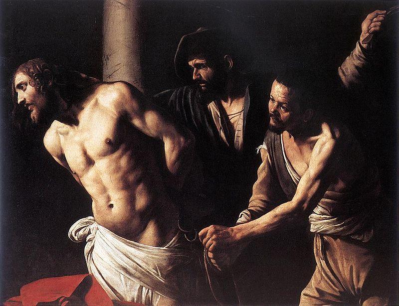円柱のキリスト