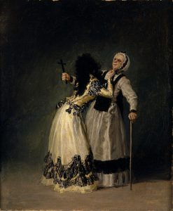 アルバ女公爵とラ・ベアタ