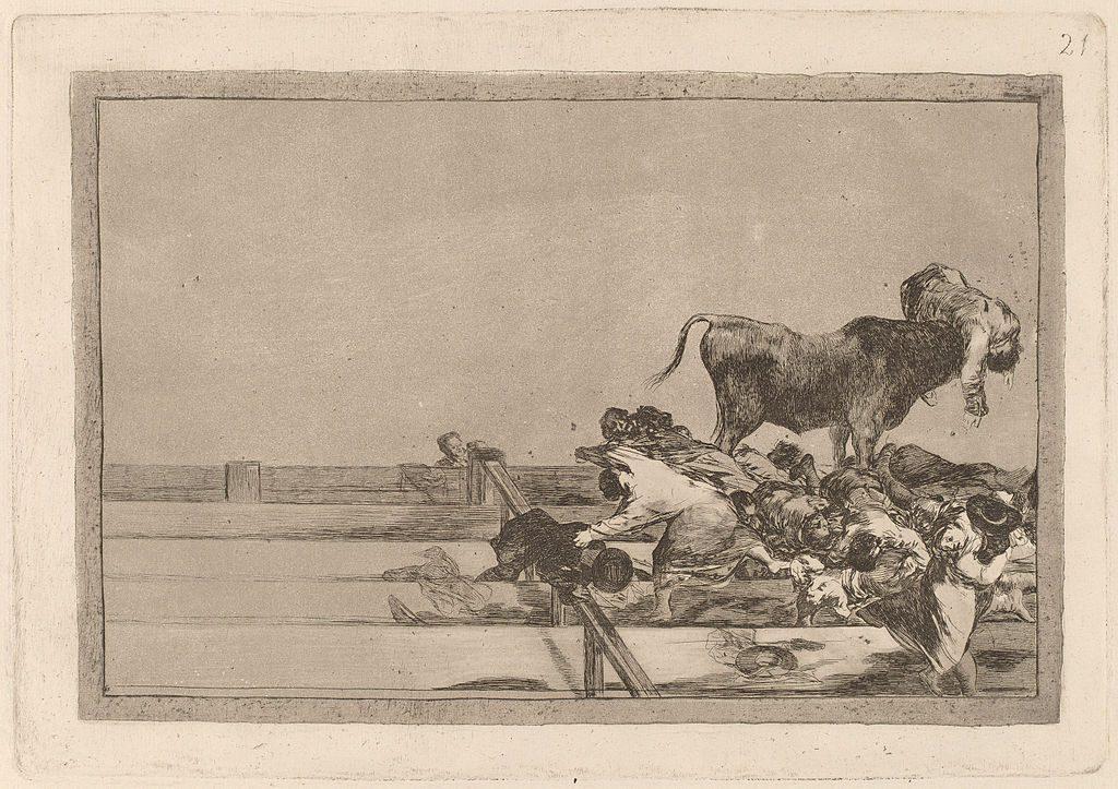 Goya_-_Desgracias_acaecidas_en_el_tendido_de_la_plaza_de_Madrid,_y_muerte_del_alcalde_de_Tor_rejon