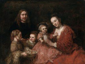 ある家族の肖像