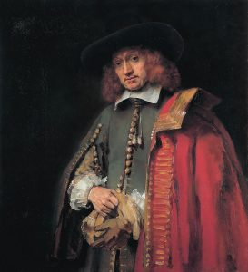 ヤン・シックスの肖像