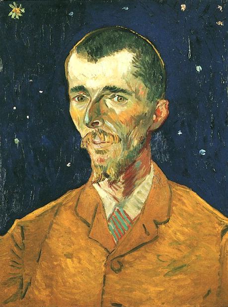 ウジェーヌ・ボックの肖像