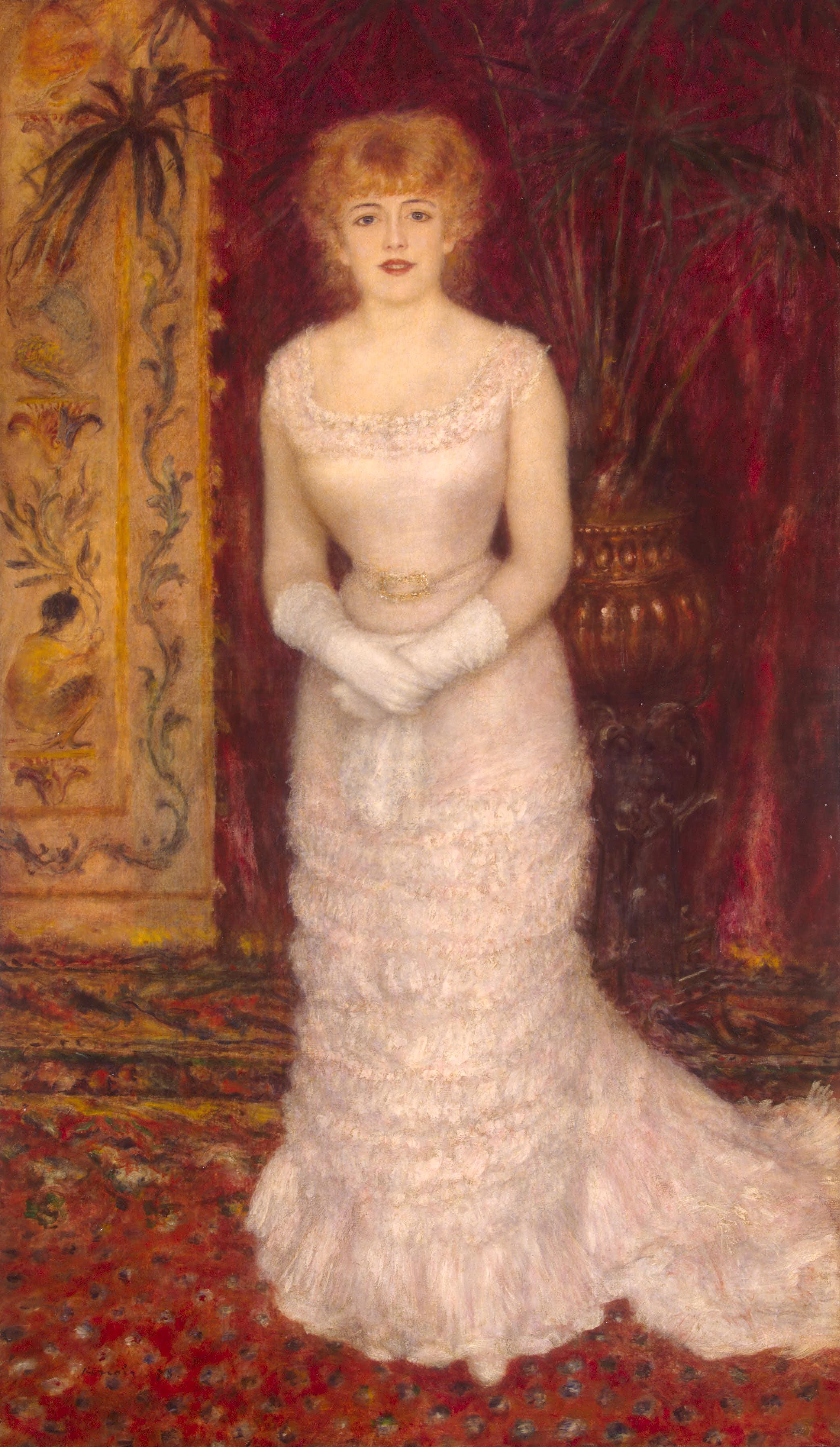ジャンヌ・サマリーの肖像