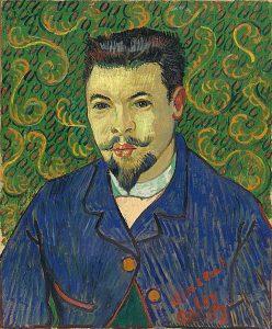 800px-Vincent_van_Gogh_-_Portrait_of_Doctor_Félix_Rey_(F500)