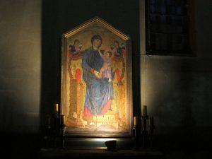 聖母子(荘厳の母子)