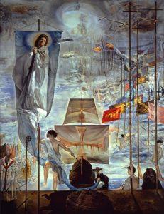 クリストファー・コロンブスによるアメリカの発見