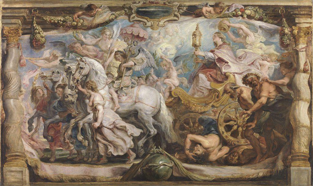 El_triunfo_de_la_Iglesia,_de_Rubens