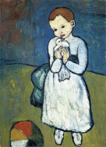 child-with-a-dove