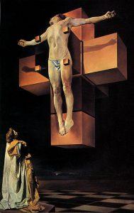 超立方体的人体(磔刑)
